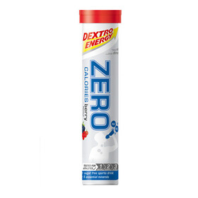 Dextro Energy Zero Calories - Nutrition sport - Berry 20 Tabs